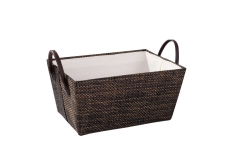 Textilene tapered basket